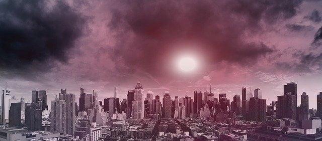 Clima-terrestre-città